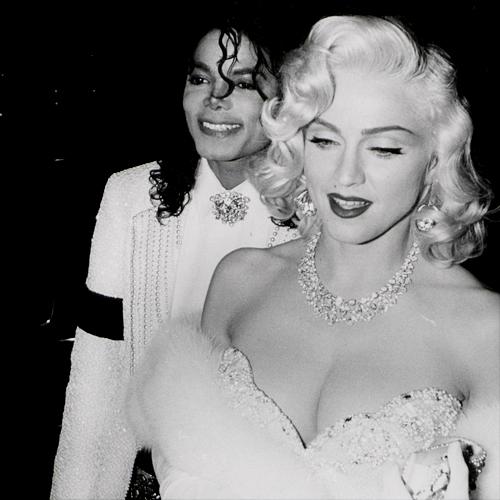Madonna-Mickael Jackson