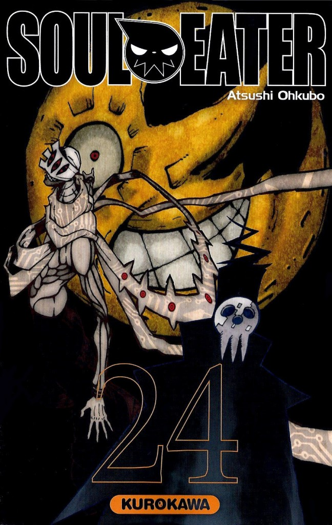 Soul Eater Tome 24