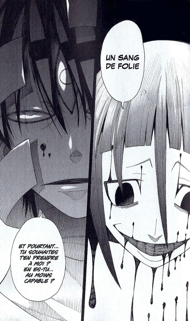 Soul Eater Tome 24 Scan 1