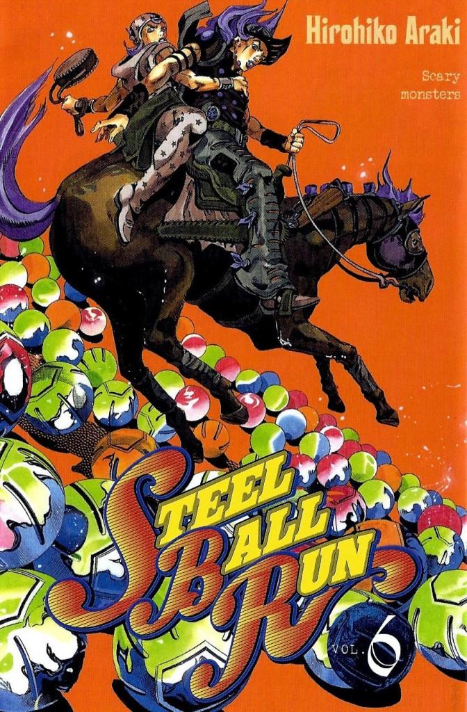 Steel Ball Run Tome 6