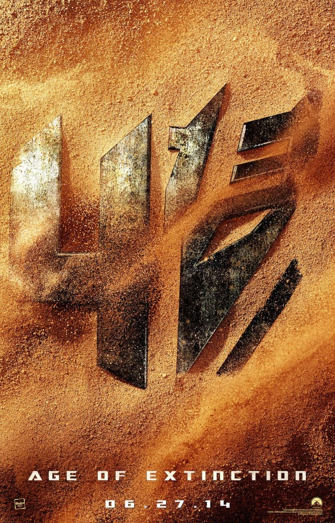 Transformers 4-Poster