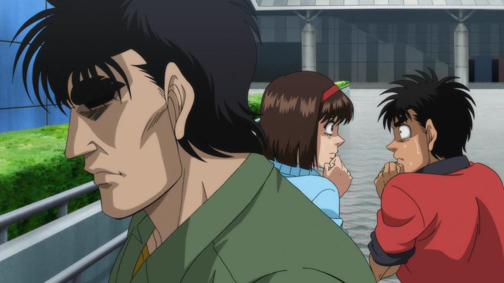 Hajime no Ippo Rising Épisode 10