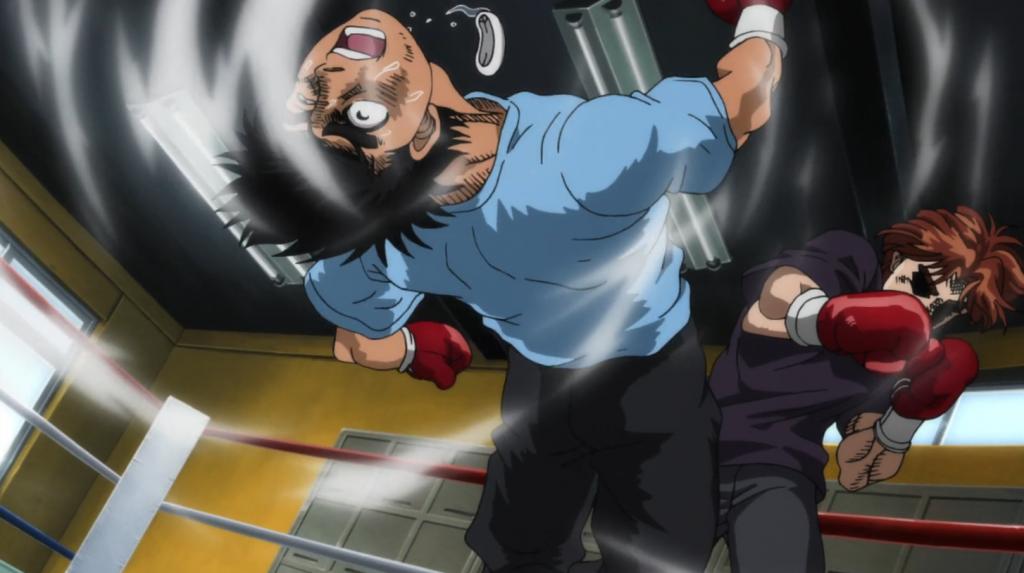 Hajime no Ippo Rising Épisode 9
