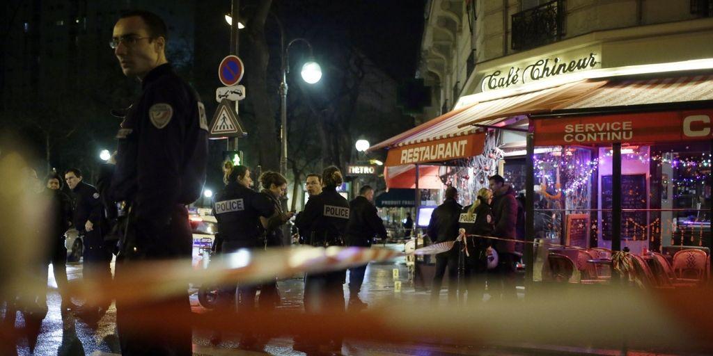 Caf Ef Bf Bd Dans Le Eme Paris