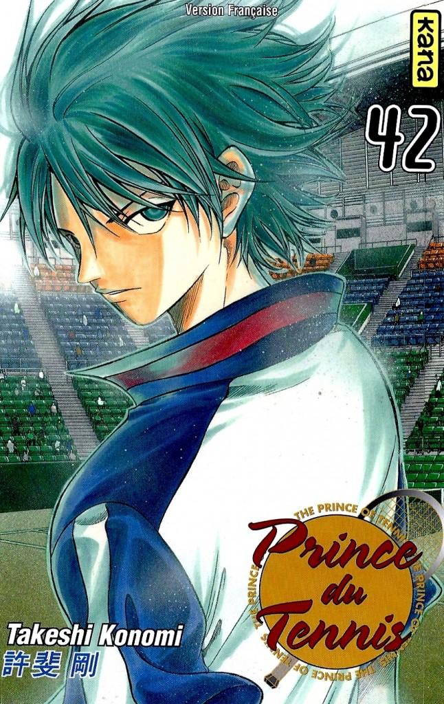 Prince du Tennis Tome 42