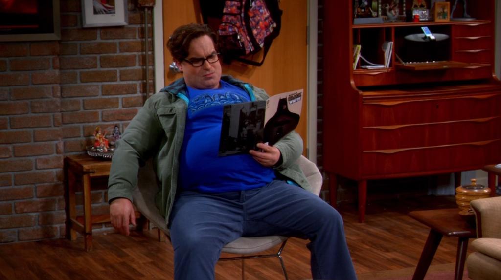 The Big Bang Theory Saison 7 Épisode 12 (2)