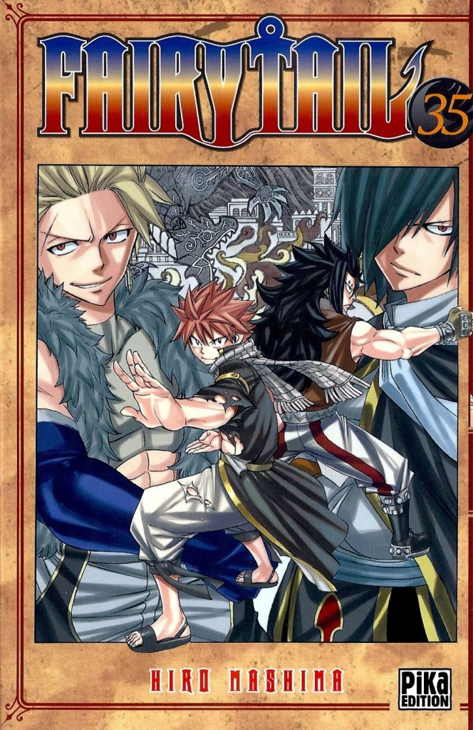 Fairy Tail Tome 35
