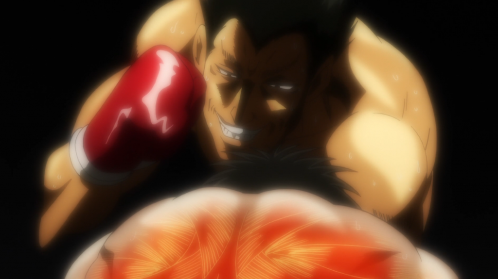 Hajime no Ippo Rising Épisode 12