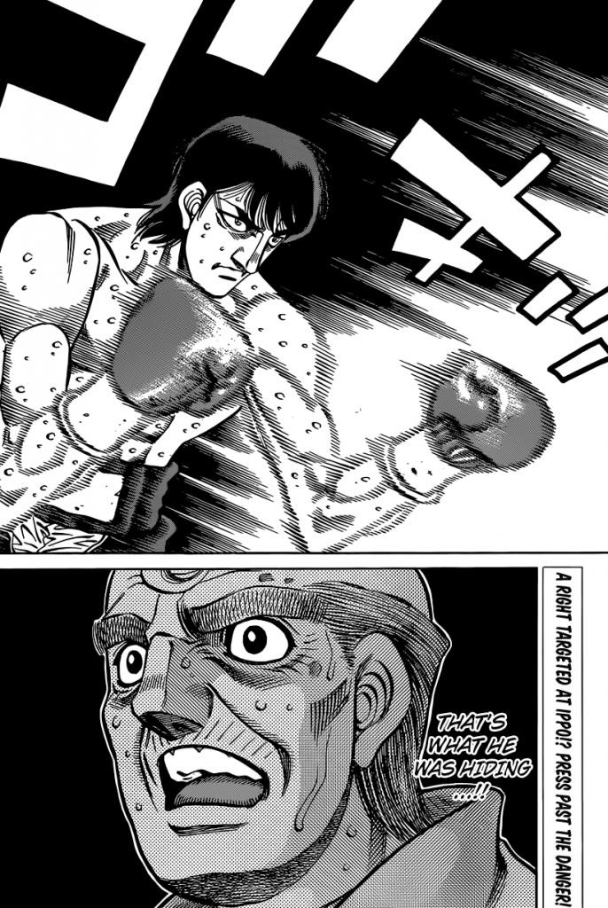 Hajime no Ippo 1041
