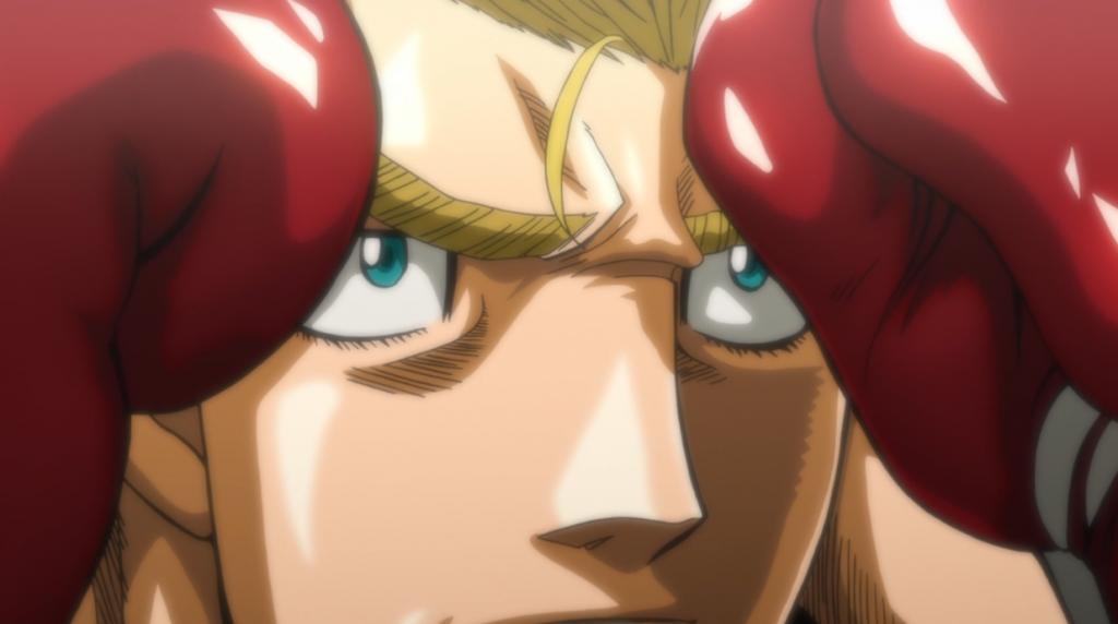 Hajime no Ippo Rising Épisode 19