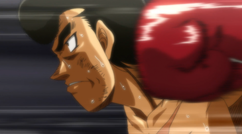 Hajime no Ippo Rising Épisode 20 Cover
