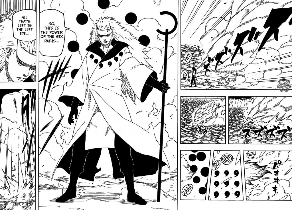 Naruto 663