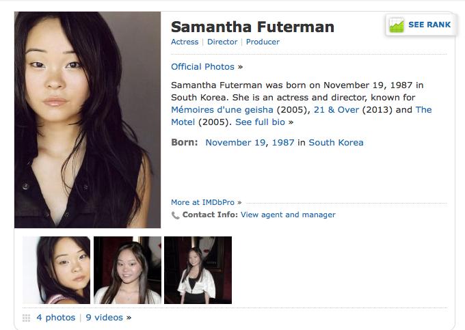Samantha-Futerman