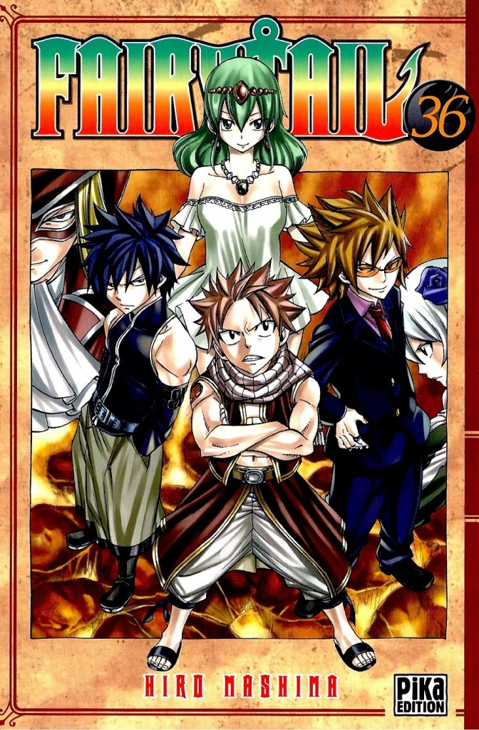 Fairy Tail Tome 36