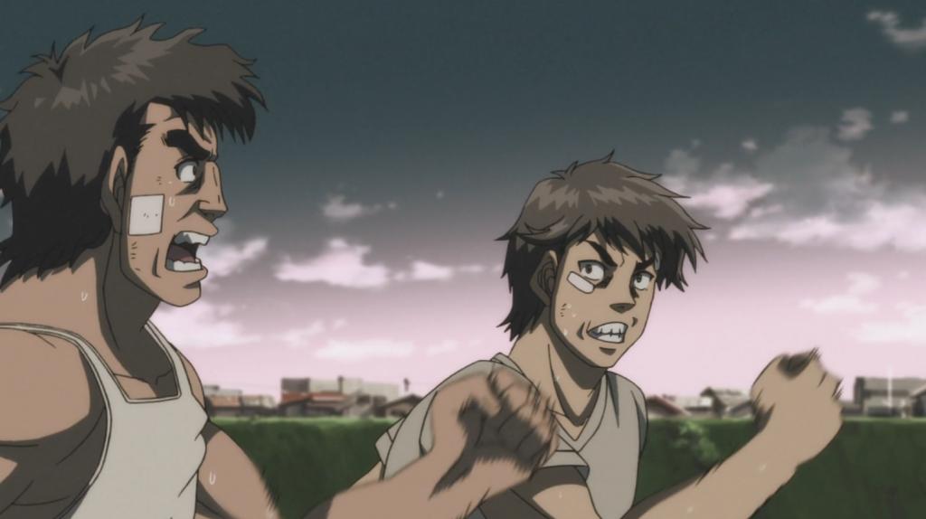 Hajime no Ippo Rising Épisode 22