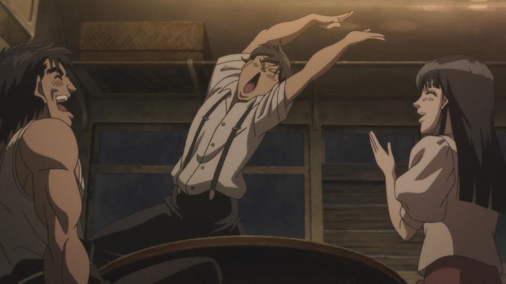 Hajime no Ippo Rising Épisode 23 (2)