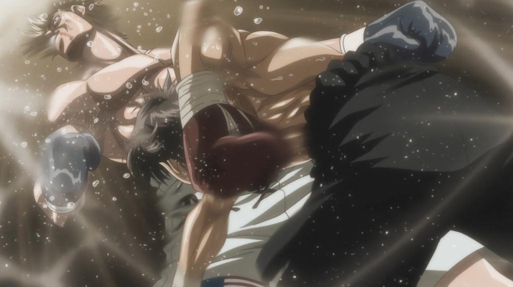 Hajime no Ippo Rising Épisode 24