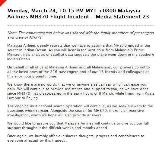 Malaysia-Airlines-Declaration