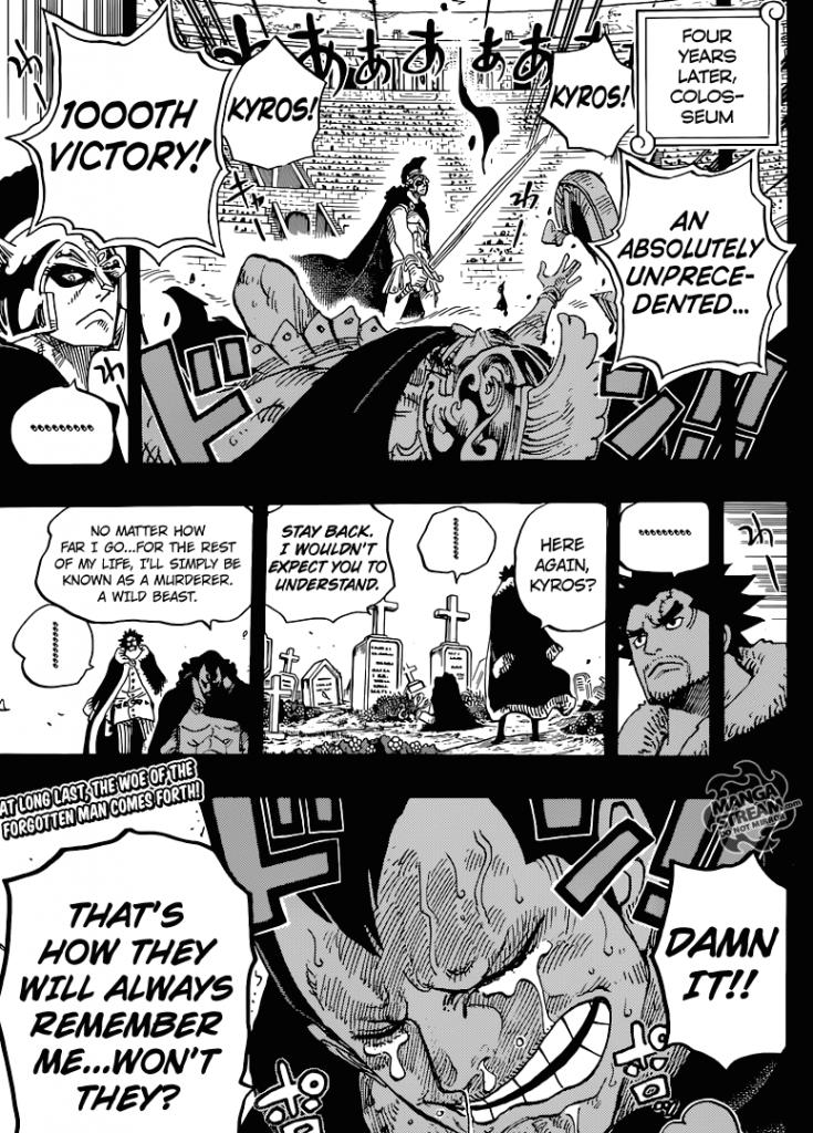 One Piece 741