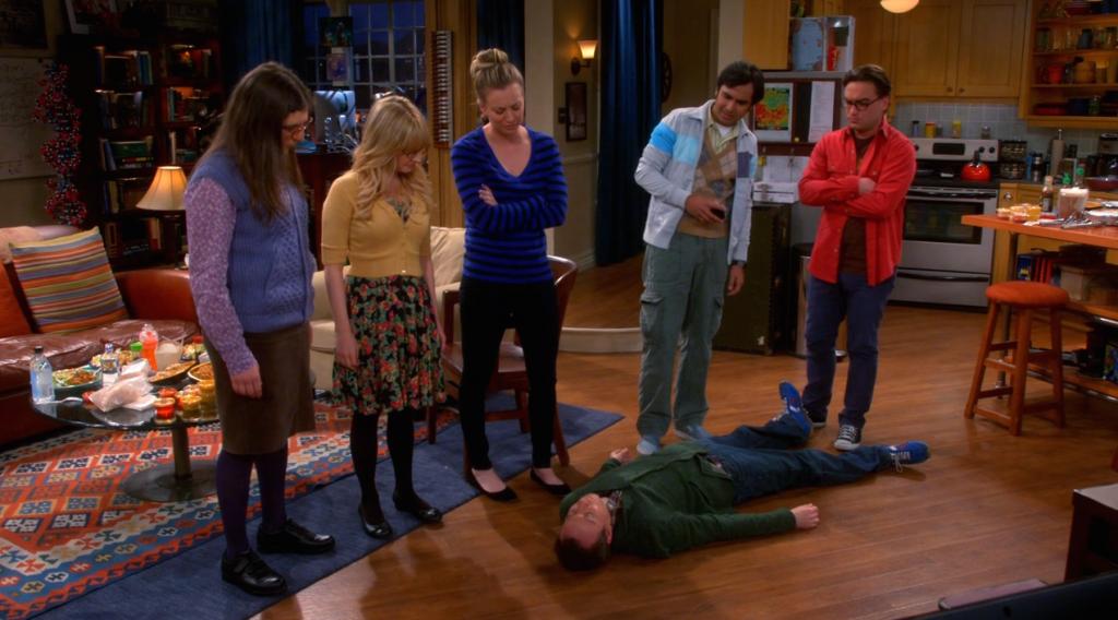 The Big Bang Theory Saison 7 Épisode 18