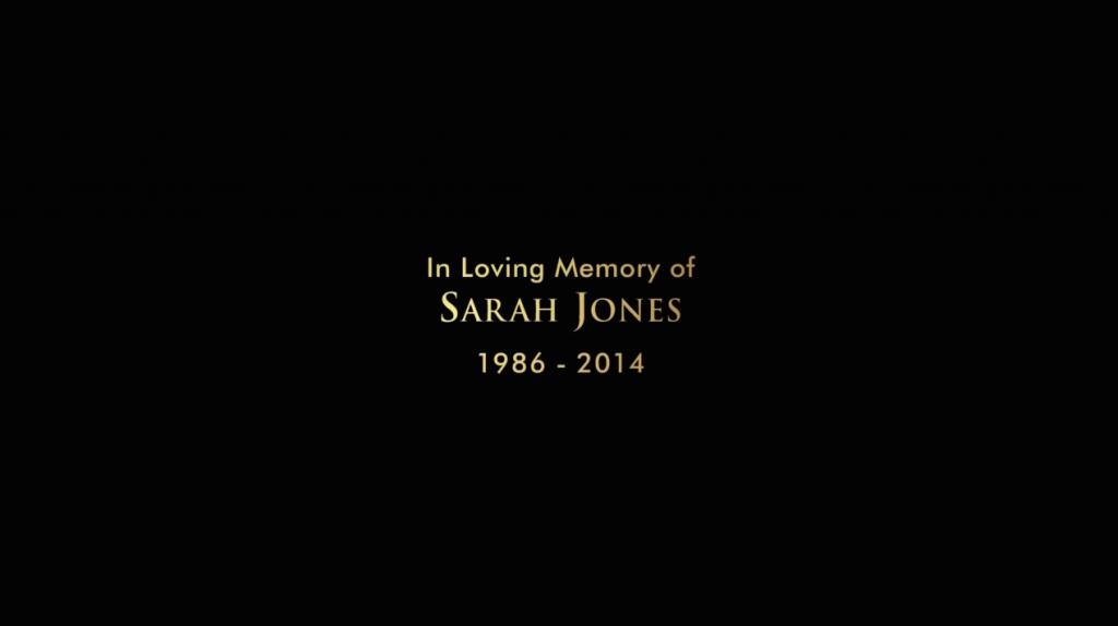 The Vampire Diaries-Sarah-Jones