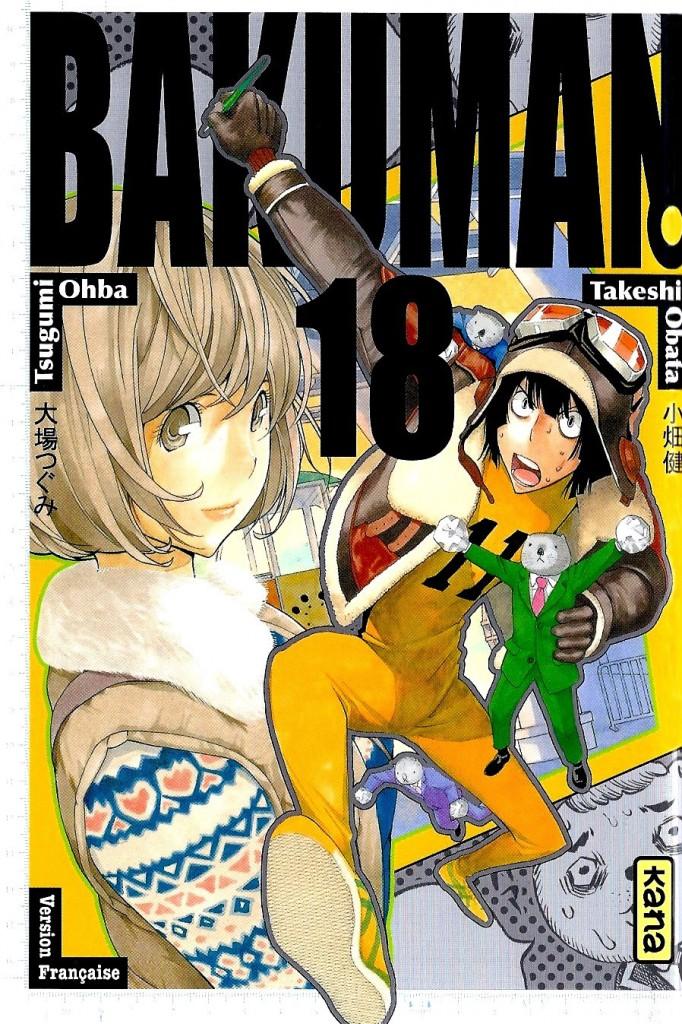 Bakuman Tome 18