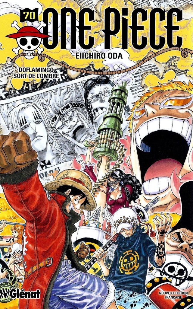 One Piece Tome 70