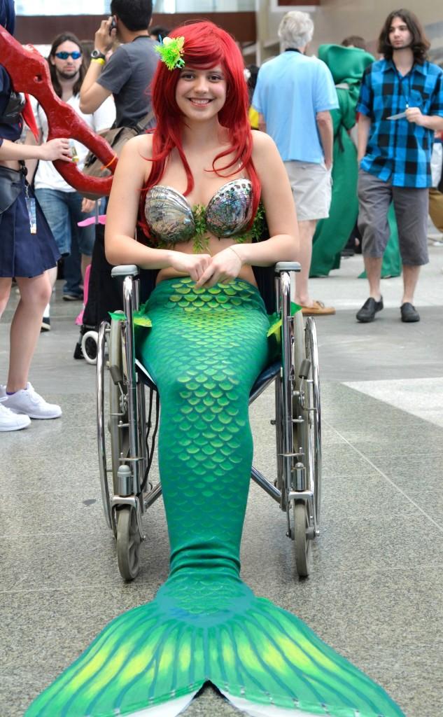 Ariel-Cosplay
