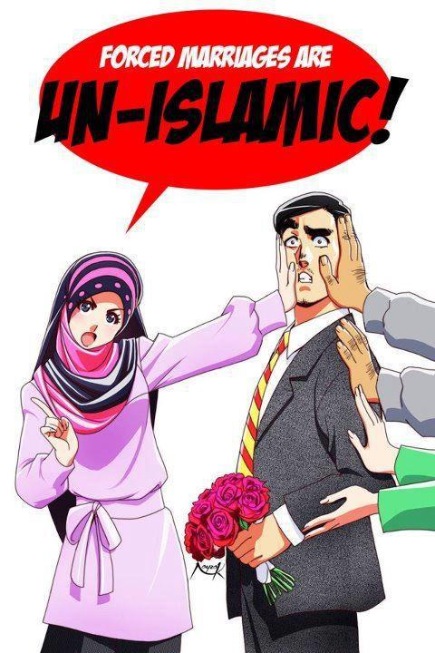 Forced-Marriage-Islam
