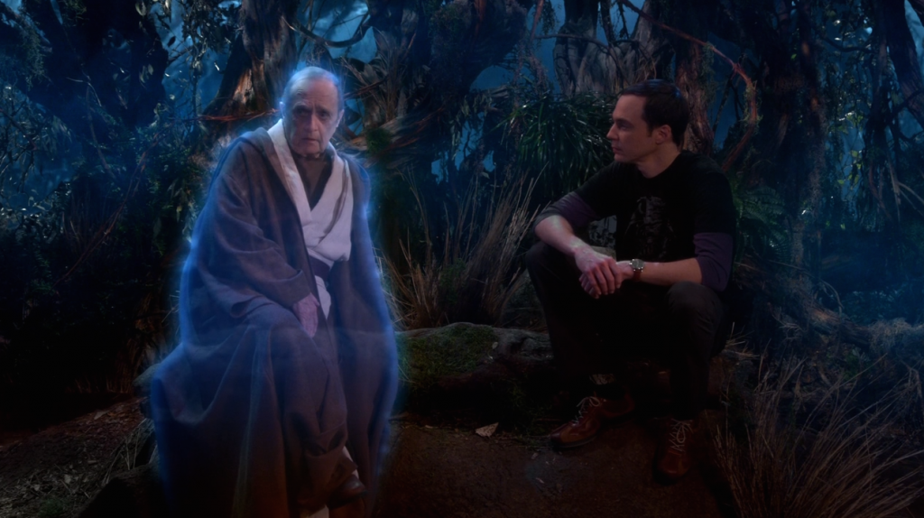 The Big Bang Theory Saison 7 Épisode 22