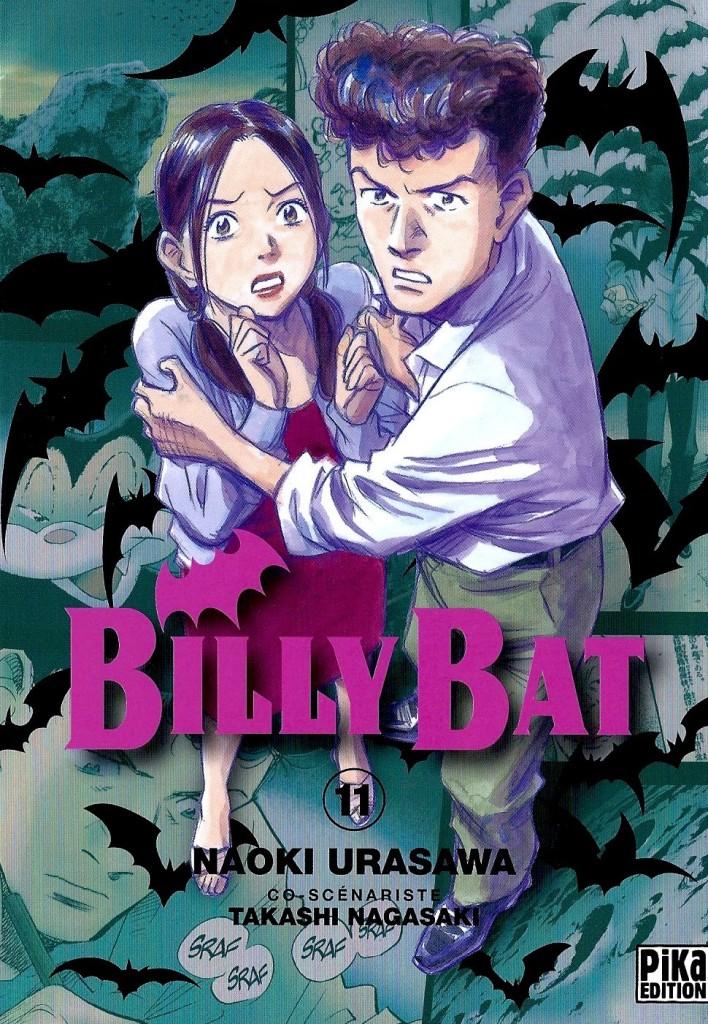 Billy Bat Tome 11