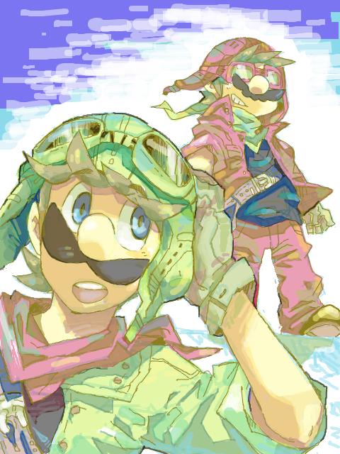Mario-Luigi-Wii-U
