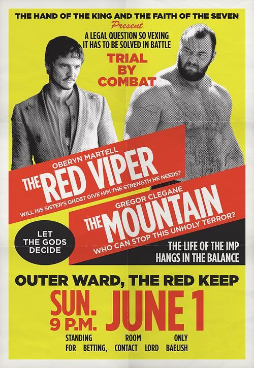 Oberyn-VS-Mountain