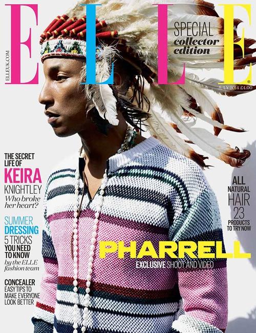 Pharrell-Indien-Elle-Couverture