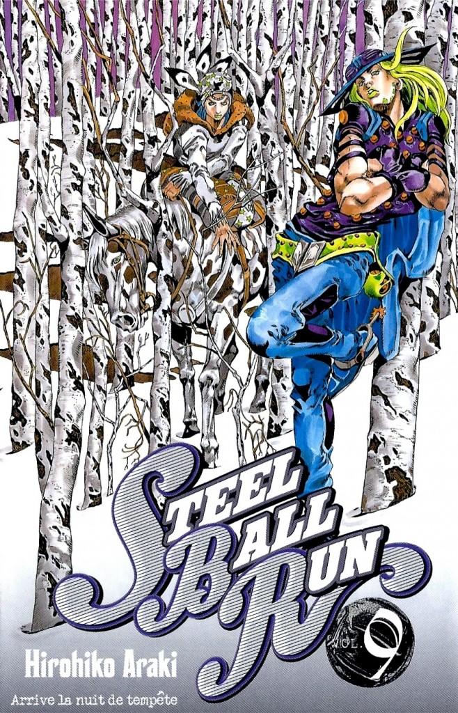 Steel Ball Run Tome 9