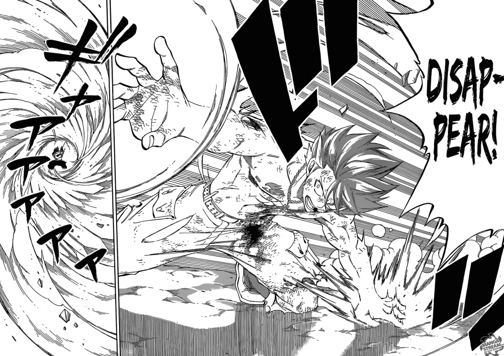 Fairy Tail 391