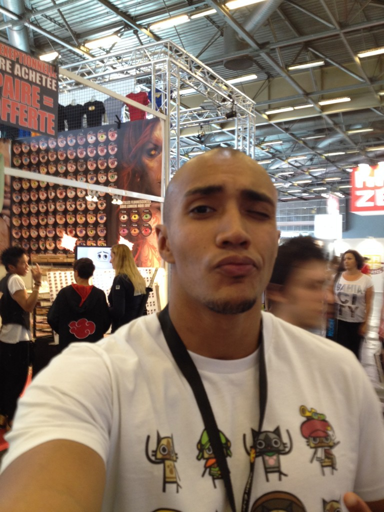 Japan-Expo-2014-Selfie