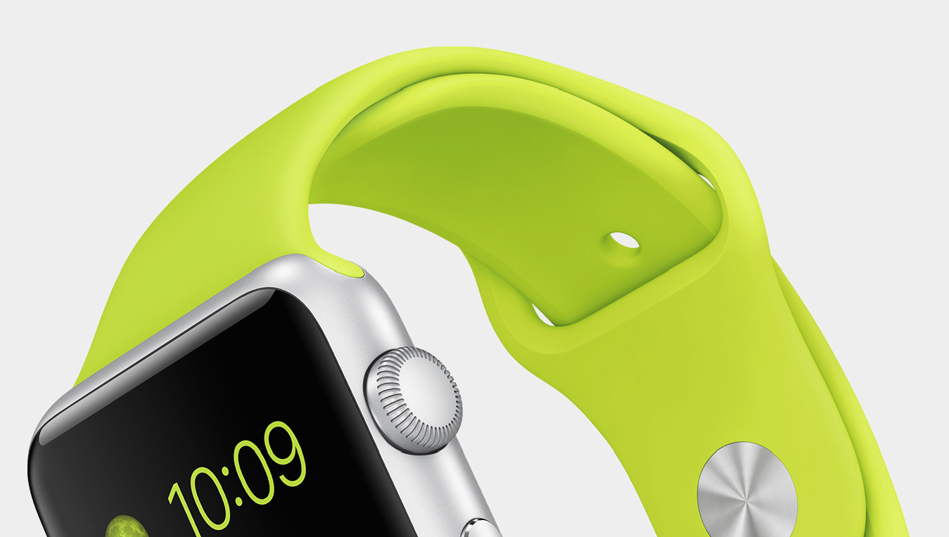 Apple Watch : La montre du futur t'as vu