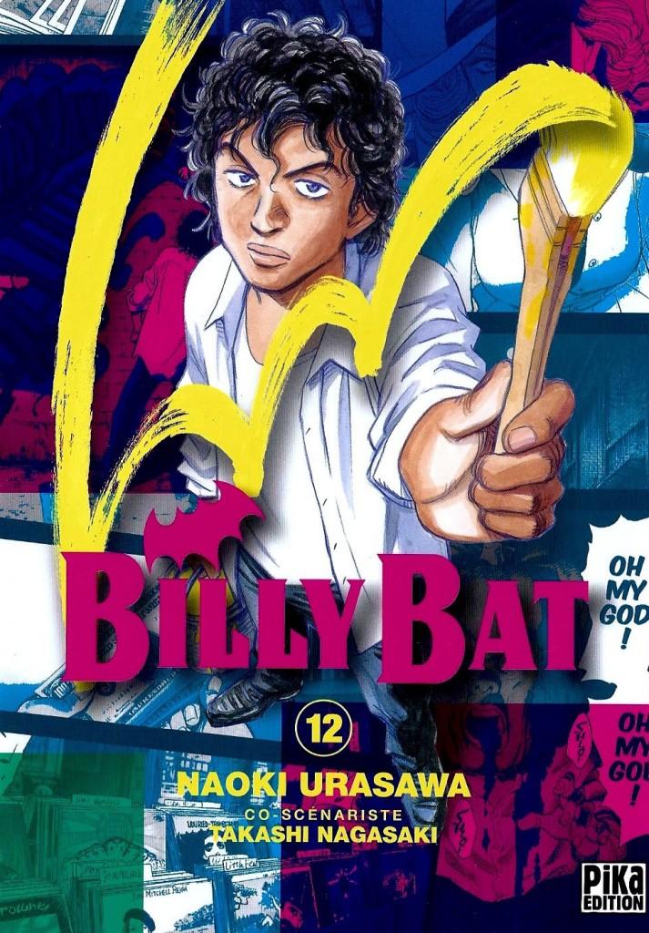 Billy Bat Tome 12