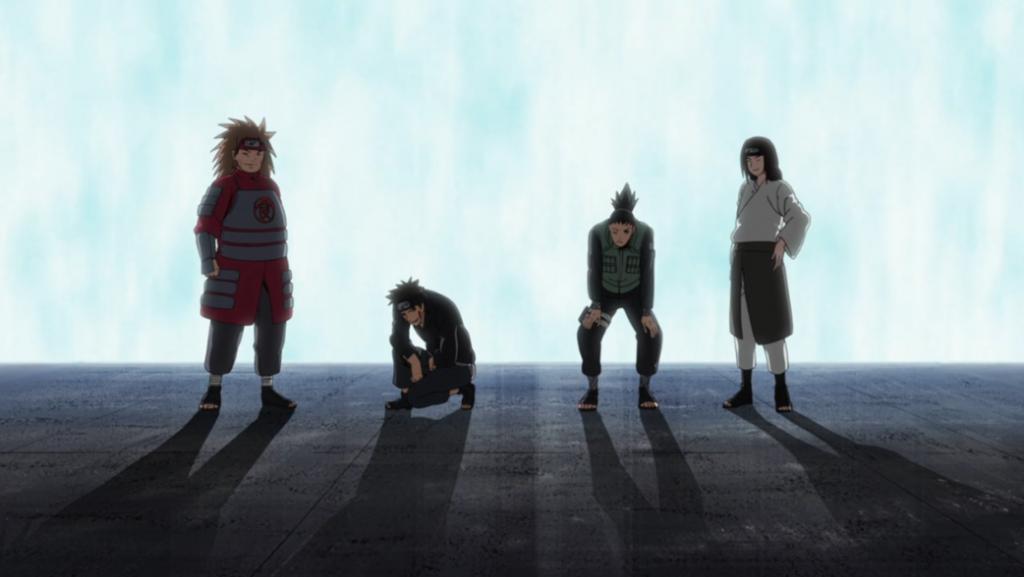 Naruto Shippuden Épisode 376-1