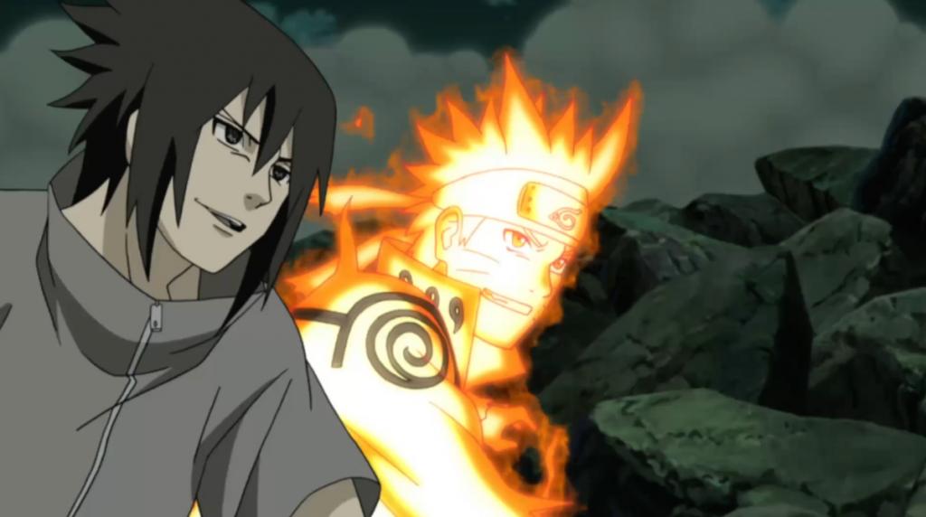 Naruto Shippuden Épisode 379-1