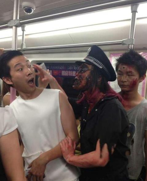 Shanghai-Zombies-Metro-2