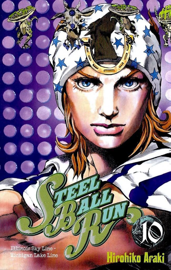 Steel Ball Run Tome 10