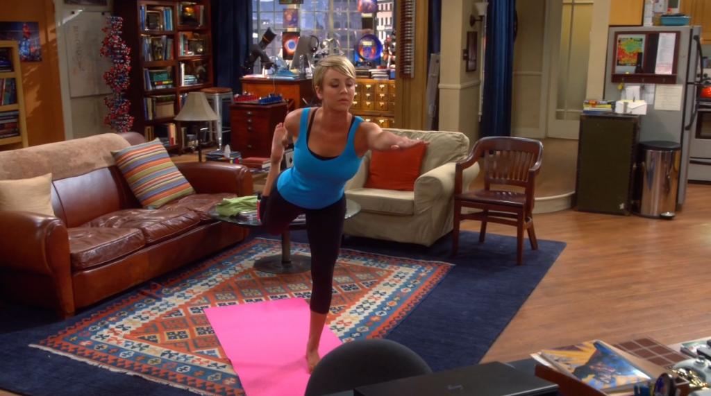 The  Big Bang Theory Saison 8 Épisode 01-1