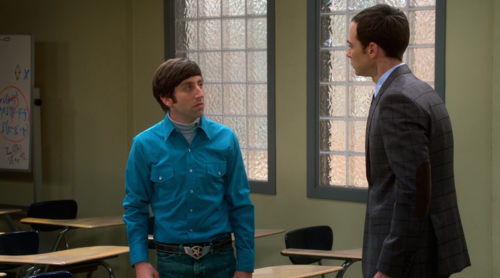 The Big Bang Theory Saison 8 Épisode 02-1