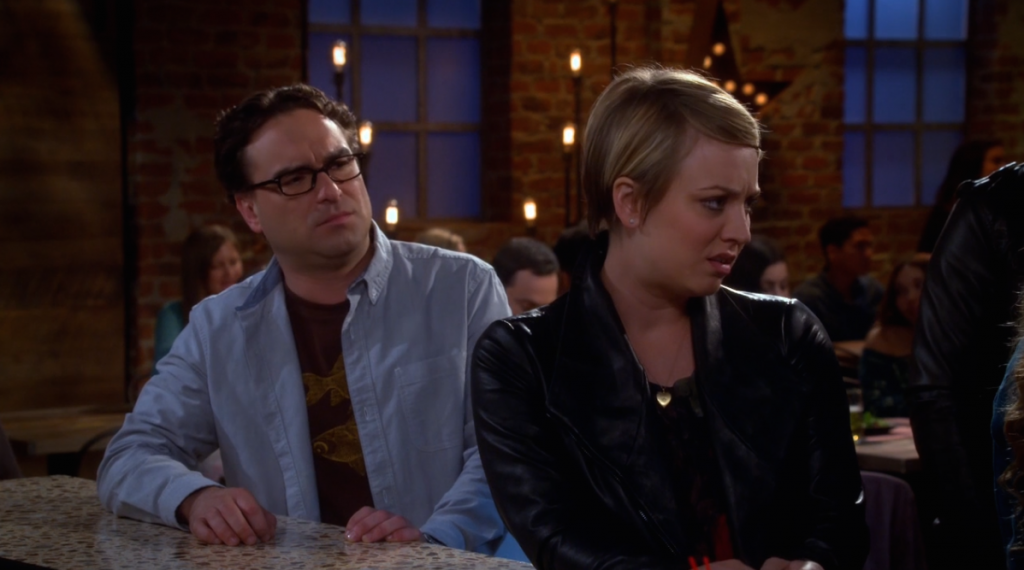 The Big Bang Theory Saison 8 Épisode 03-1