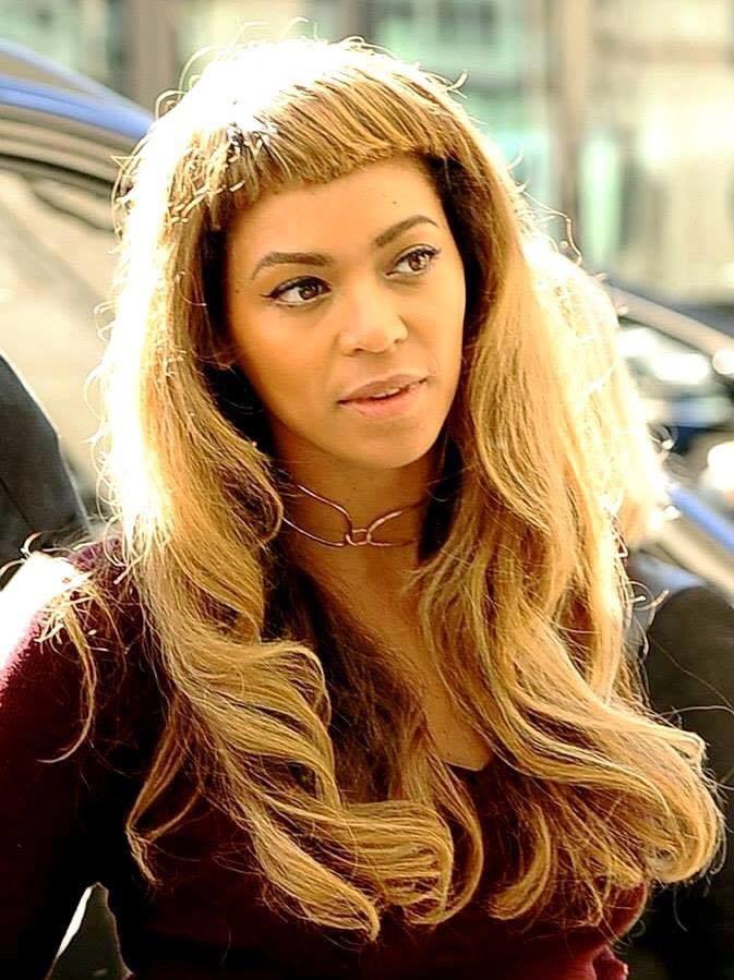 Beyonce-Frange
