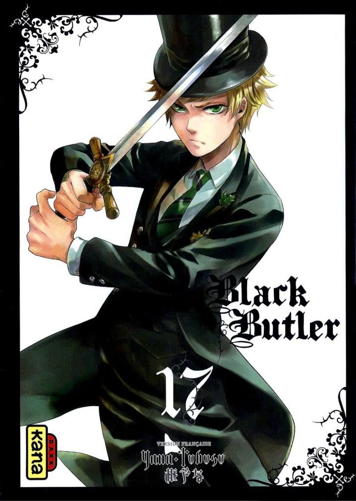 Black Butler Tome 17