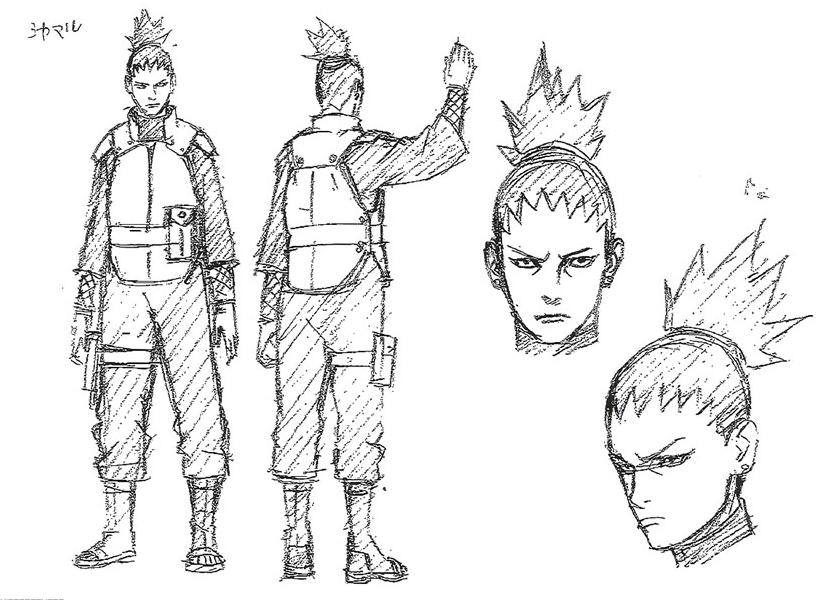 Naruto-Last-Shikamaru