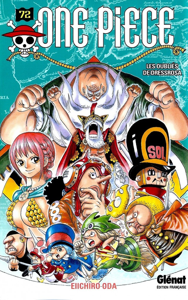 One Piece Tome 72